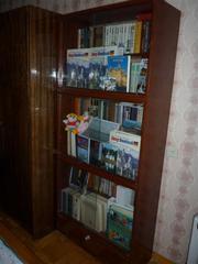 книжный шкаф и др.мебель