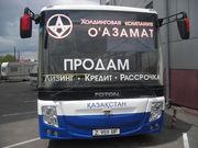 городской низкопольный автобус Foton BJ6121C6MJB.8.4 л