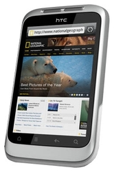 HTC Wildfire S в идеальн состоянии полный комплект