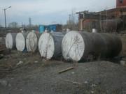 Бочки металлические под канализацию