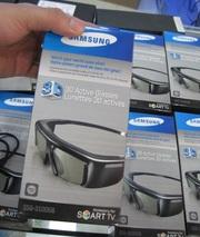 Активные 3D очки SAMSUNG SSG-3100GB. Наложенный платеж без предоплаты