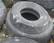 Утилизация,  вывоз отработанных покрышек,  резины,  бу шин,  акб