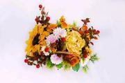 Курс по лепке цветов из глины Deco