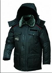 Куртка всесезонная удлиненная для сотрудников мвд полиции