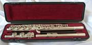 флейта Yamaha YFL-371,  студенческая,  Япония.