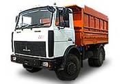 Самосвал МАЗ 5551А2-4327
