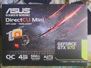 Новая видеокарта ASUS GTX 970 MINI
