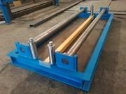 Разматыватель рулонного металла напольный грузоподъемность до 1, 5 тонн