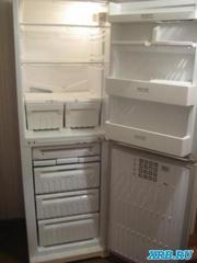 Холодильник Stinol-118L,  двухкамерный,  рабочий