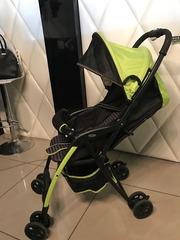 Продам детскую прогулочную коляску б/у Aprica