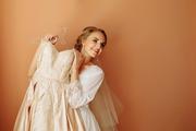 Продаю дизайнерское платье в отличном состоянии!)