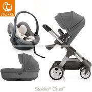 Stokke Crusi Izi Go Travel System