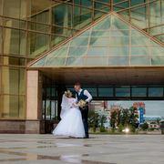 Шикарное белоснежное Свадебное платье,  для вашего лучшего дня