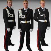 Пошив на заказ парадная форма для кадета Костюм Китель и брюки