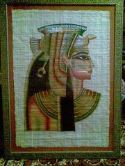 Папирусы,  египетский папирус